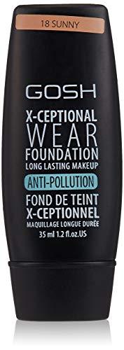 Gosh Fond de Teint X-Ceptionnel 18 Sunny 35 ml