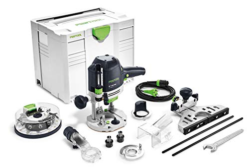 Festool OF 1400 EBQ-Plus + Box-OF-S 8/10x HW - freesmachine
