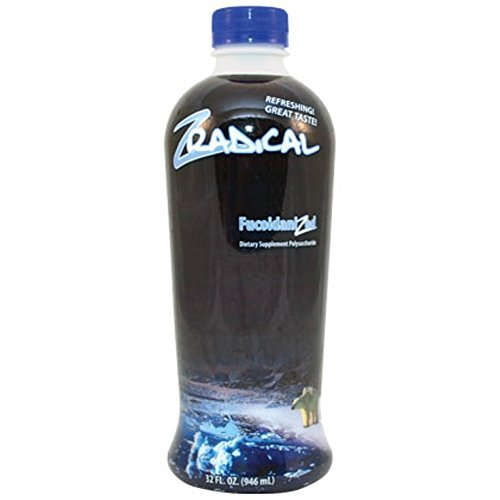 Immune Support Supplement. Zradical Youngevity. Pure Fucoidan Health Drink 32 Ok