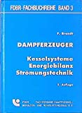 Dampferzeuger: Kesselsysteme - Energiebilanz - Strömungstechnik (FDBR-Fachbuchreihe)