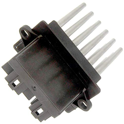 APDTY 084138 Blower Motor Fan Speed Control Resistor Fits Select Chrysler Dodge Jeep Models With ATC Automatic Temperature Control (Replaces 5179985AA, 4885482AC)