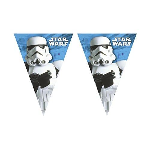 Bandierine Stars Wars battaglia finale - 2 metri