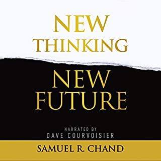 New Thinking, New Future audiobook cover art