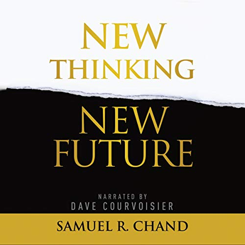 Couverture de New Thinking, New Future