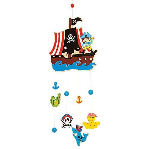 Bigjigs Toys Mobile (pirate)