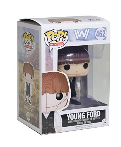 Funko- Figurine Pop Vinyl Westworld Young Dr. Ford, 14258