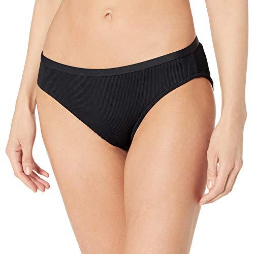 Freya Damen Nouveau Brief, Bikini-Slip, schwarz, Large