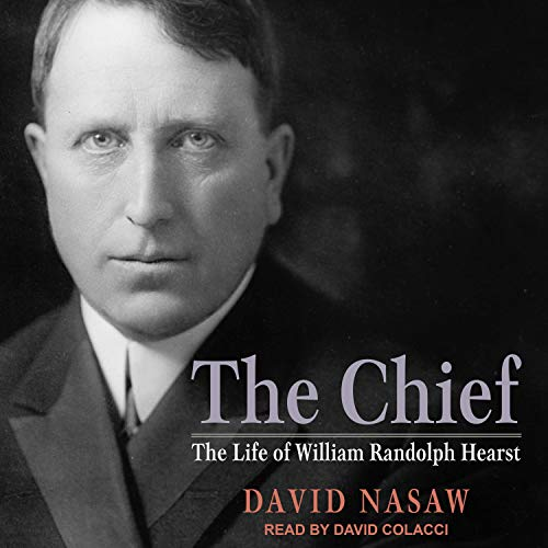 The Chief cover art