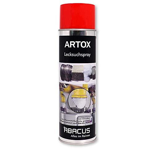 ABACUS ARTOX- 400 ml Lecksuchspray DVGW (3107)