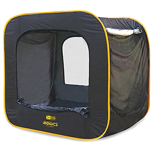 Car Rear SUV Travel Tent, Self-Driving Car Sunshade, Free Pop-up Tent-Ink_Double