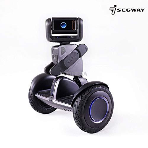 SEGWAY Unisex - Adulto Loomo Roboter, Nero, Unisize
