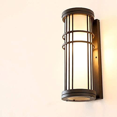 Sconce Wandlamp Buiten Industriële Eenvoudige Moderne Balkon Tuin Waterdichte Wandlamp LED Aisle Corridor Slaapkamer Wandlamp Indoor Verlichting Wandlampen
