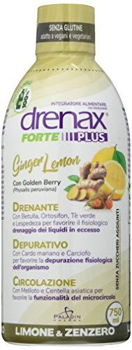 Drenax Forte Ginger&Lemon Integratore Alimentare 750 ml