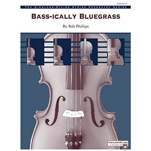 Alfred 00-23358 Bass-mente Bluegrass - Music Book