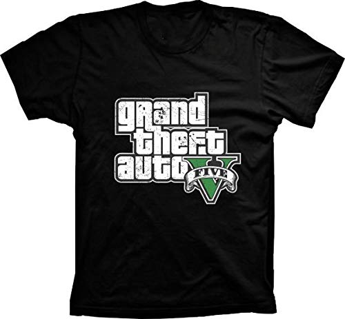 Camiseta GTA V Grand Theft Auto GTA 5