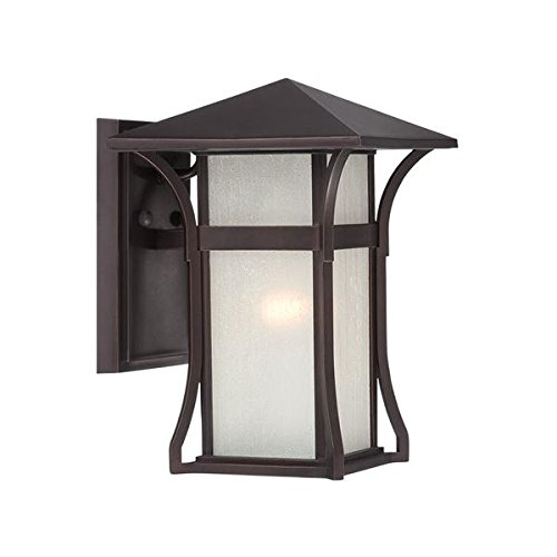 Acclaim 96012ABZ Tahiti Collection 1-Light Wall Mount Outdoor Light Fixture, Architectural Bronze