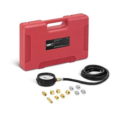 MSW MSW-OPG-12.2 Öldruckmesser Öldruck Messgerät Öldrucktester Öldruckprüfer 12-teilig