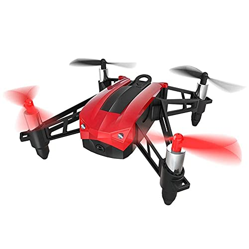 Daily Accessories Drone Drone for Adults HD Camera FPV 720P Live Video Speed 50Km/H Headless Mode Gesture Control RC Quadcopter Voice Control Gravity Sensor VR Mode Roller Skating Full Scale Speed