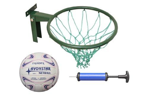 Pauschalangebot im Frühling! Basketballständer, Robust mit Korbball, Größe 5 und 2 Jahren Gewährleistung Beim Kauf diese Produktes erhalten Sie eine Pumpe gratis dazu.