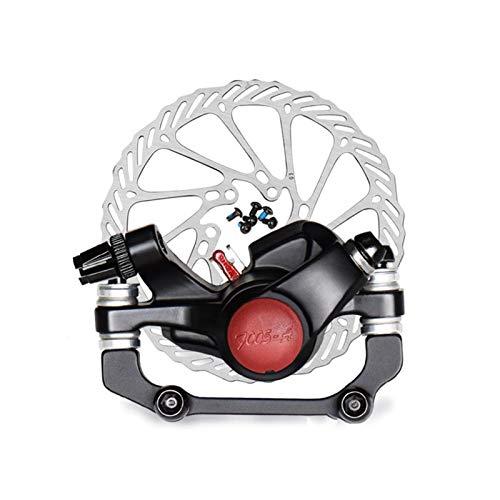 Pinza de freno Ajuste for bicicleta de pastillas de freno delantero Disco...