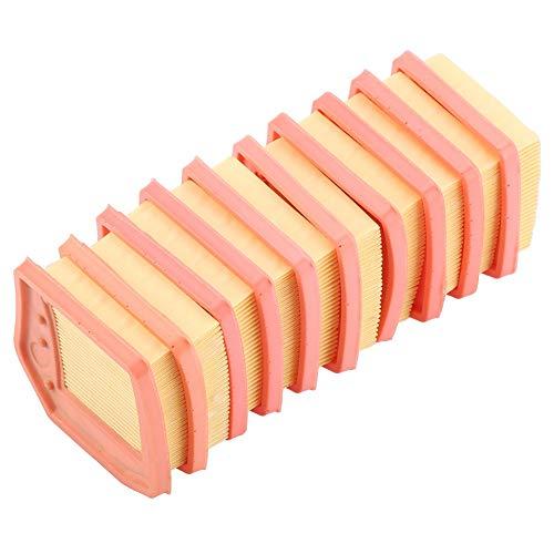 VIFERR Limpiador de Filtro de Aire para Stihl, Limpiador de Filtro de Aire para Stihl FS410 FS460 FS240 FS260 FS360 Trimmer 10 Piezas