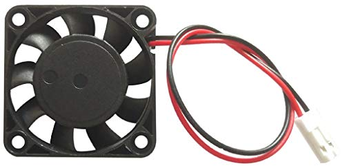 Monoprice Replacement Set of 2 40x40x10mm Extruder Fans for the MP10 and MP10 Mini 3D Printers (34437 and 34438)