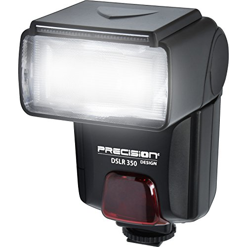Precision Design DSLR350 High Power Auto Flash