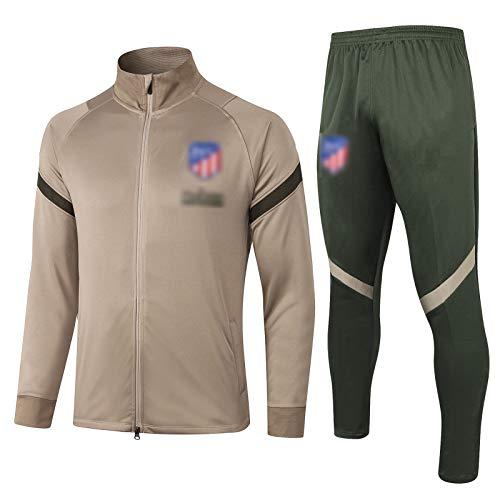 BVNGH Atlético Madrid - Traje de entrenamiento para camiseta de fútbol, 2021,...
