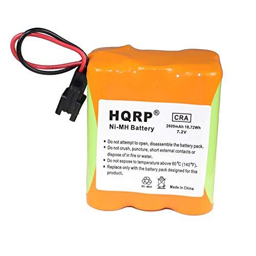 HQRP Batteria ad alta capacità da 2600mAh per Tivoli Audio MA-1 / MA-2 / MA-3 Sostituzione