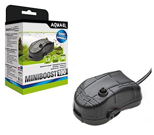 AQUAEL 115316 Luftpumpe MINIBOOST 100, schwarz, 170 g