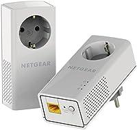 Dotato di 1 porta 10/100/1000 RJ45 e presa elettrica passante Spia a led Pick a Plug per una installazione ottimale Velocità massima di trasmissione: 1200 Mbit/s