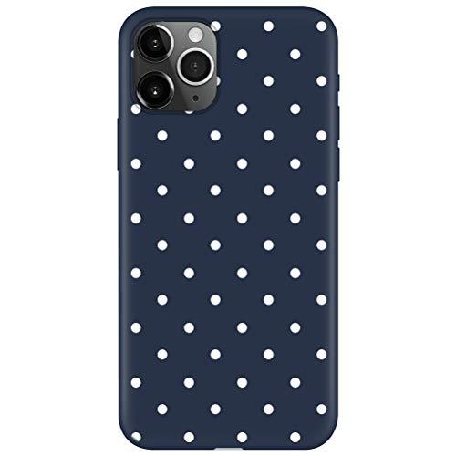 ZhuoFan Funda para Apple iPhone 5S, Cárcasa Silicona Armada Rojo con Dibujos Diseño Suave Gel TPU Antigolpes de Protector Piel Case Cover Bumper Fundas para Movil Apple iPhone 5 / 5S / SE, 05