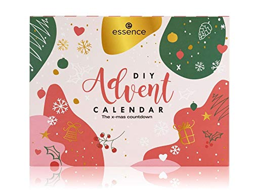 Essence - Adventskalender 2020 - DIY Advent Calendar - The X-Mas Countdown - Do It Yourself - Beauty - Kosmetik