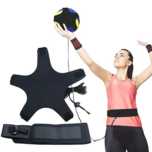 Volleyball-Trainer, flexibles Nylon, Fußball, Kick-Trainer
