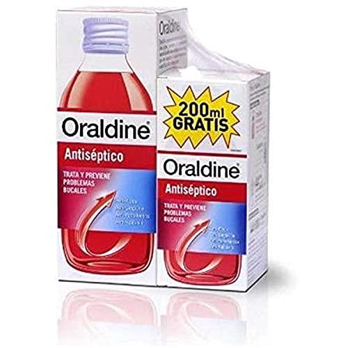 ORALDINE Set und Kit für Maniküre und Pediküre, 400 ml