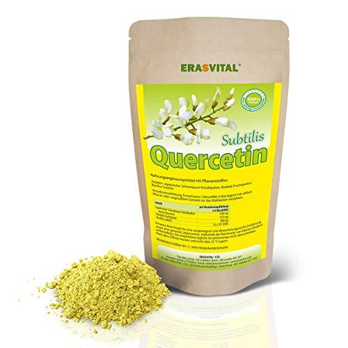 QUERCETIN SUBTILIS 100 g Pulver mit Baobab und Bacillus Subtilis