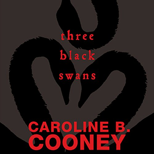 Three Black Swans audiobook cover art