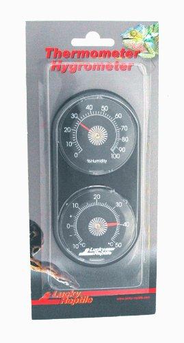 Lucky Reptile Lth-22 Cadran Thermomètre/hygromètre