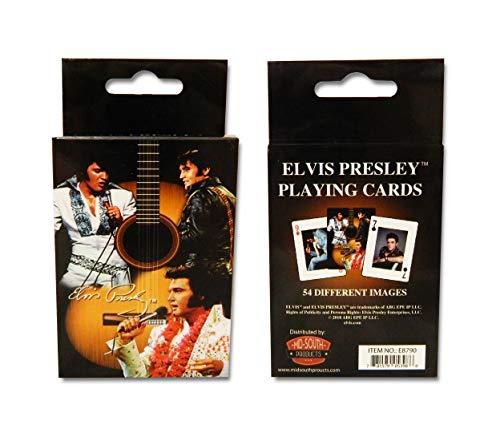 MidSouth Products Elvis Jeu de cartes