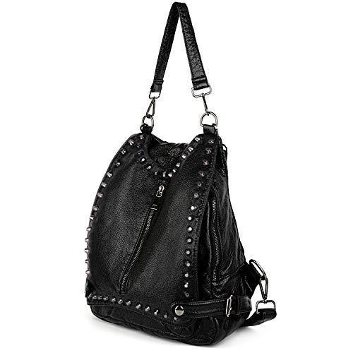 UTO Women Backpack Purse Rucksack Shoulder Bag