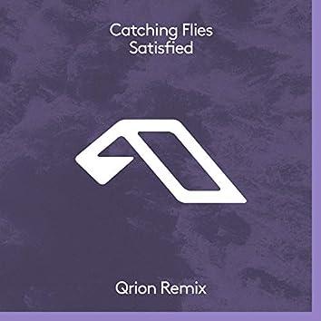 Satisfied (Qrion Remix)