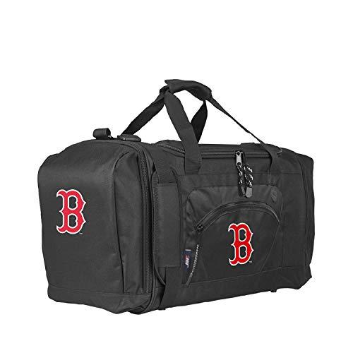 THE NORTHWEST COMPANY MLB Roadblock Duffle Bag, schwarz, 20-Inch