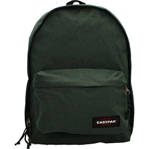 Eastpak Out Of Office Zaino, 27 L, Verde (Crafty Moss)