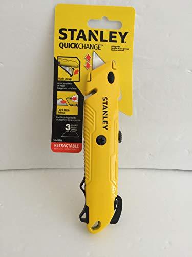 Stanley 10499 QuickChange Retractable Utility Knife