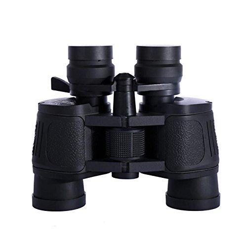 IW 10-50 * 50 HD Zoom Licht Nachtsicht Fernglas Outdoor Portable Gl?Ser,Schwarz,215 * 75 * 180mm