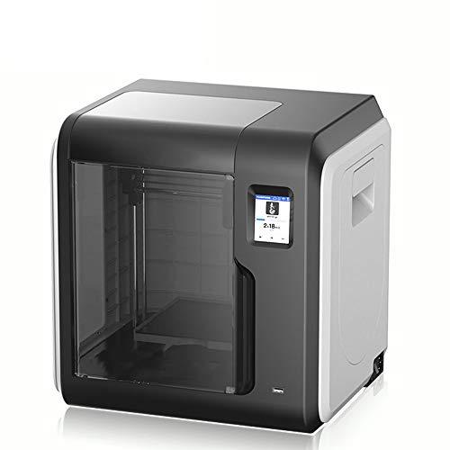 SMGPYDZYP Imprimante 3D, Plate-Forme de Chauffage d'impression 3D de Niveau 3D pour Les Enfants intelligents, Machine à Copier sans Niveau