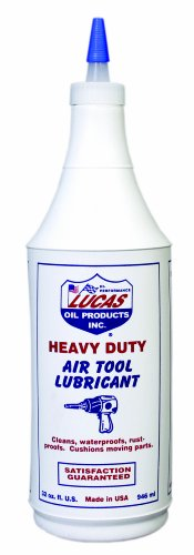 Lucas Oil 10200 Air Tool Lubricant - 1 Quart
