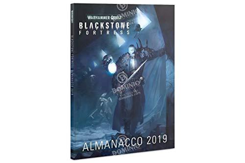 Games Workshop Warhammer Quest Blackstone Fortress: Annual 2019 Book