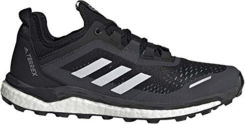 adidas Terrex Agravic Flow W, Zapatillas de Trail Running Mujer, NEGBÁS/Balcri/MENACI, 37 2/3 EU