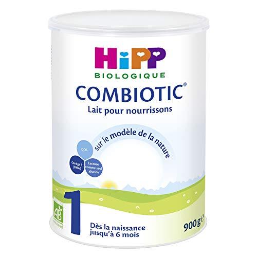 Hipp Biologique Lait 1 Combiotic pour nourrisson...